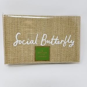 Kate Spade NEW Social Butterfly Photo Album NWT